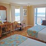 Gulf Front Motel Eff. Room