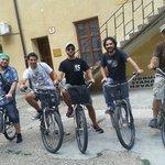 Italian Bike Gang with Bruno!