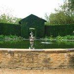Bathing pool at Hidcote Gardens
