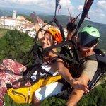 Parasailing og svæveflyvning