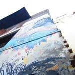 parvati & shiva graffiti