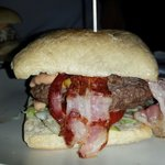 Big Bacon Burger