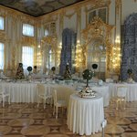 One of the dining rooms