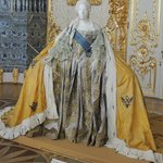 Attire from the time of Catherine and Elizabeth