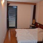 Bedroom - no window !