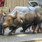 Bull of Wall Street