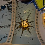 Ceiling art-main train station