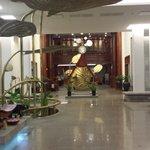 Reception area/entrance