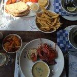Lobster it is!!