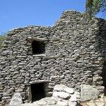 le pietre facevano parte del territorio calcareo