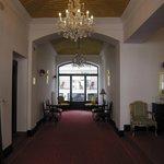 Atrio dell'hotel