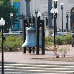 Replica of Independence Bell (Original one is at Philadelphia)