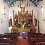 La iglesia del pueblito paisa