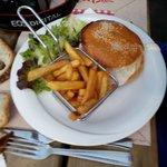 Burger auvergnat !!!