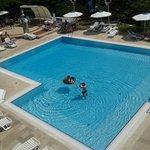 Big pool.
