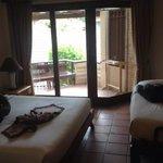 Twin room - nice balcony