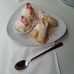 Cheesecake Springrolls