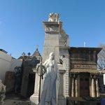 Cemitério da Recoleta  |  Junin 1790, Buenos Aires 1116, Argentina