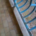 Terraza oxidada