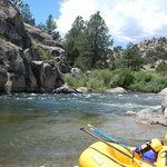 Whitewater Rafting with Sage Outdoor Adventures