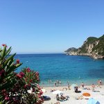 Liapades beach