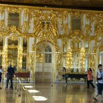 One of many gold rooms