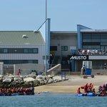 Weymouth & Portland National Sailing Academy, 2012 Olympic Sailing Venue