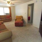 Suite 7 - Living Room