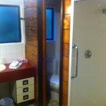 Bathroom in one Bedroom alpine