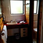Bathroom in Two Bedroom Alpine unit