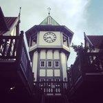 Clock Tower at Inn