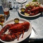 excellent lobster!