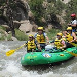 Wilderness Aware Rafting July 2014