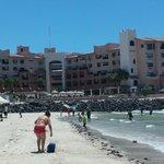 hotel view/beach