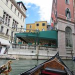 hotel from the gondola ride