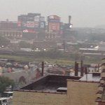 You can see Citi Field from my room