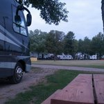 Tidy Camp & Highway Noise
