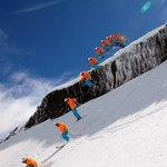 Sam Lee Skiing Mt Ruapehu