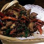 Spicy Numbing Chicken