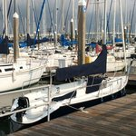 "Training Sailboat - ""Trade Winds"""