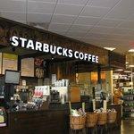 Starbucks, Newport, inside Fred Meyer store