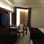 Room-sitting area