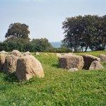 Long Barrow from 3500 BC