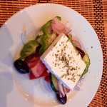 Awesome Greek salad.