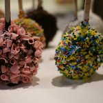 Chocolate Lollipops??