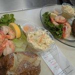Friday Night Shrimp Special