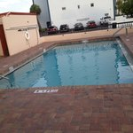 Pool- clean and relaxing