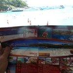 where the vast clean sandy beach ?