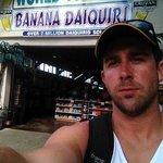 World Famous Banana Daiquiri