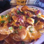 Nachos de patatas